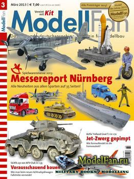 ModellFan (March 2013)