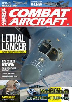 Combat Aircraft Monthly №3 2015