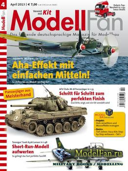ModellFan (April 2013)