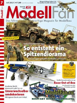 ModellFan (July 2013)