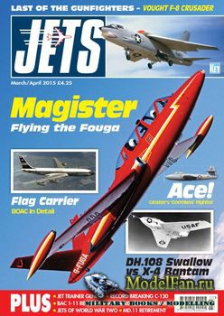 Jets (March/ April) 2015