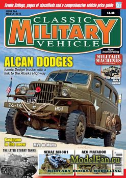 Classic Military Vehicles №166 (March 2015)