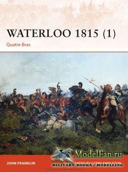 Osprey - Campaign 276 - Waterloo 1815 (1): Quatre Bras
