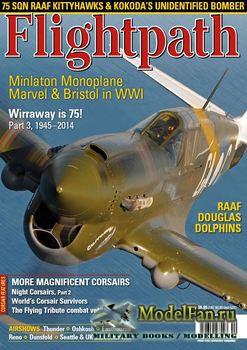 Flightpath (November 2014 - January 2015)