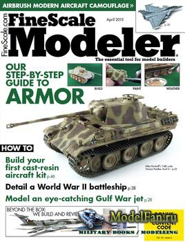 FineScale Modeler Vol.33 №04 (April) 2015