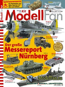 ModellFan (March 2015)