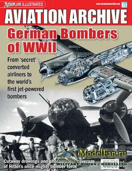 Aeroplane Aviation Archive - German Bombers of WWII