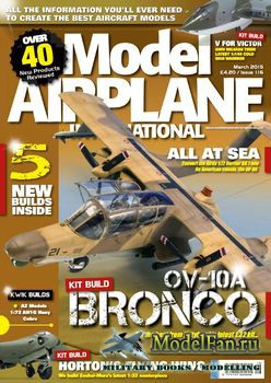 Model Airplane International №116 (March 2015)