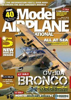 Model Airplane International №116 (March 2015)