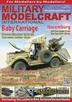 Military Modelcraft International (March 2015) Vol.19 №5