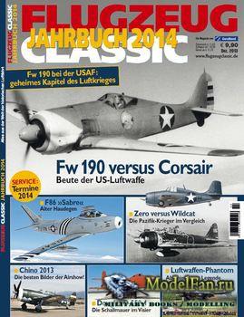 Flugzeug Classic Jahrbuch 2014