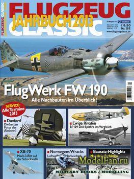 Flugzeug Classic Jahrbuch 2013