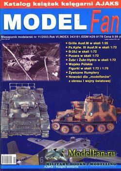 Model Fan 11/2003