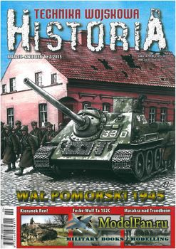 Technika Wojskowa Historia №2 2015