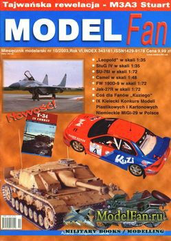 Model Fan 10/2003