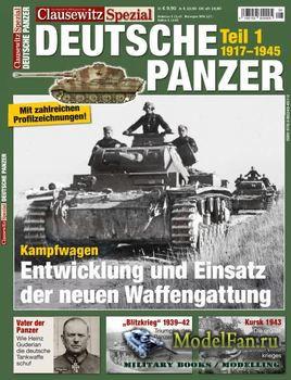 Clausewitz Spezial - Deutsche Panzer Teil 1: 1917-1945