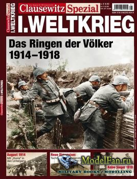 Clausewitz Spezial - I.Weltkrieg