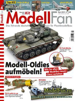 ModellFan (April 2015)