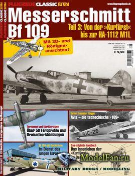 Flugzeug Classic Extra - Messerschmitt Bf109 Teil 3: Von der