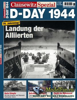 Clausewitz Spezial - D-Day 1944
