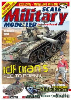 Scale Military Modeller International Vol.45 Iss.529 (April 2015)