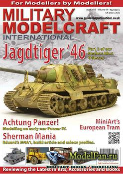 Military Modelcraft International (April 2015) Vol.19 №6