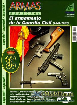 Armas Especial №3 - El Armamento de la Guardia Civil (1844 2002)