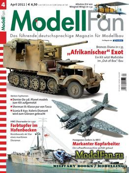 ModellFan (April 2011)
