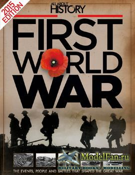 Book of First World War - All About History