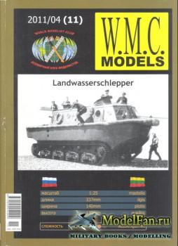 WMC Models 4/2011 - Landwasserschlepper