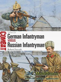 Osprey - Combat 11 - German Infantryman vs Russian Infantryman: 1914-1915