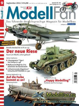 ModellFan (September 2011)