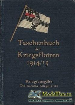 Taschenbuch der Kriegsflotten 1914/1915 (Bruno Weyer)