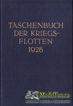 Taschenbuch der Kriegsflotten 1928 (Bruno Weyer)