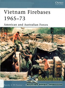 Osprey - Fortress 58 - Vietnam Firebases 1965-73: American and Australian F ...