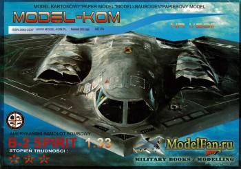 Model-Kom 1/2011 - B-2 Spirit