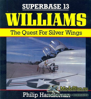 Osprey - Superbase 13 - Williams: The Quest for Silver Wings