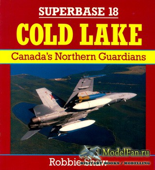 Osprey - Superbase 18 - Cold Lake: Canada's Northern Guardians
