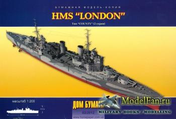 Дом Бумаги 2/2012 - HMS London