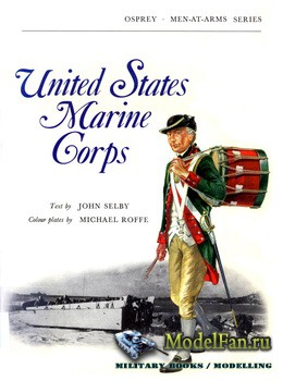Osprey - Men-at-Arms 32 - United States Marine Corps