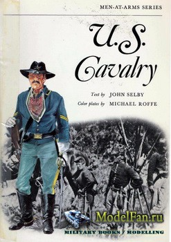 Osprey - Men-at-Arms 33 - U.S. Cavalry