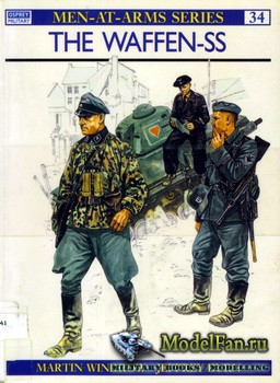 Osprey - Men-at-Arms 34 - The Waffen-SS