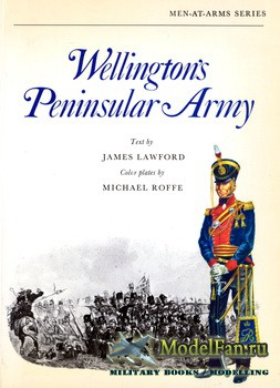 Osprey - Men-at-Arms 35 - Wellington's Peninsular Army