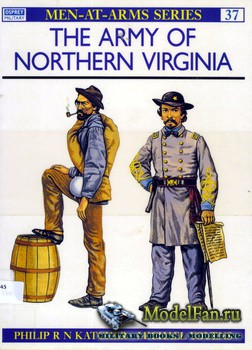 Osprey - Men-at-Arms 37 - The Army of Northern Virginia