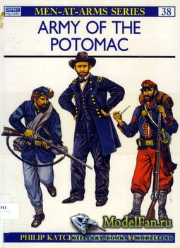 Osprey - Men-at-Arms 38 - Army of the Potomac