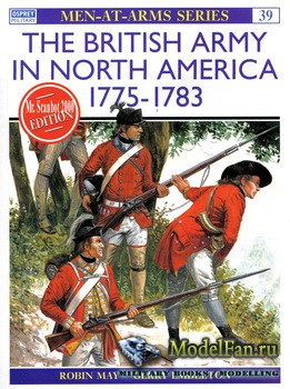 Osprey - Men-at-Arms 39 - The British Army in North America 1775-1783