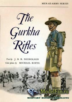 Osprey - Men-at-Arms 41 - The Gurkha Rifles
