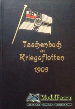 Taschenbuch der Kriegsflotten 1905 (Bruno Weyer)