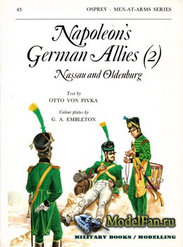 Osprey - Men-at-Arms 43 - Napoleon's German Allies (2) Nassau and Oldenbur ...