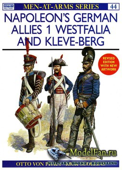 Osprey - Men-at-Arms 44 - Napoleon's German Allies (1) Westfalia and Kleve ...